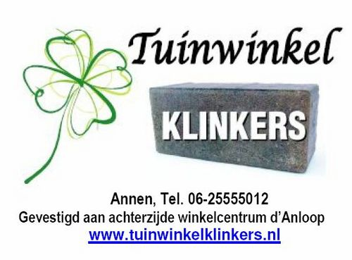 Tuinwklinkers - Annen