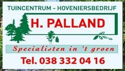 Tuincentrum H. Palland - Kampen